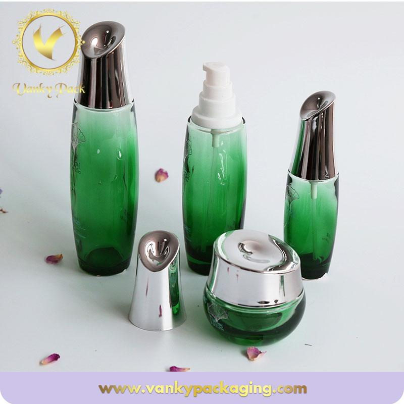 Reasonable Price Alibaba Wholesale Small Round Glass Jar For Skin Cream