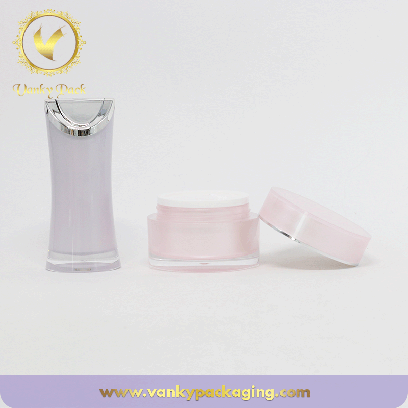 15g 30g 50g Wholesale High Quality Eco Friendly Acrylic Plastic Cosmetic Packing