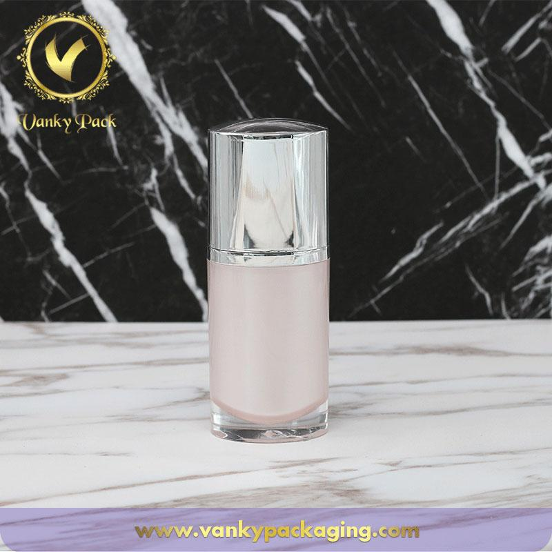 Acrylic Cream Jar Container Cosmetic Packaging 30ml 50ml Fashion Plastic Jars Acrylic Jar