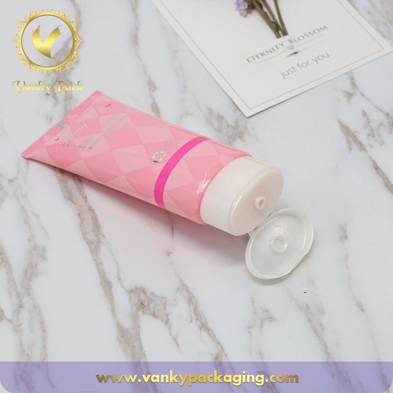 Christmas Gift 15ml Empty Cosmetic Plastic Aluminum Tube For Handcreamm