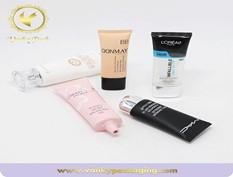 Trends in the presentation of cosmetic plastic tube packaging