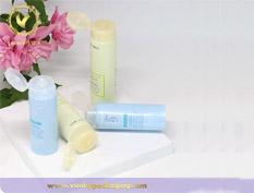 Development of plastic cosmetic soft tube in packaging industry